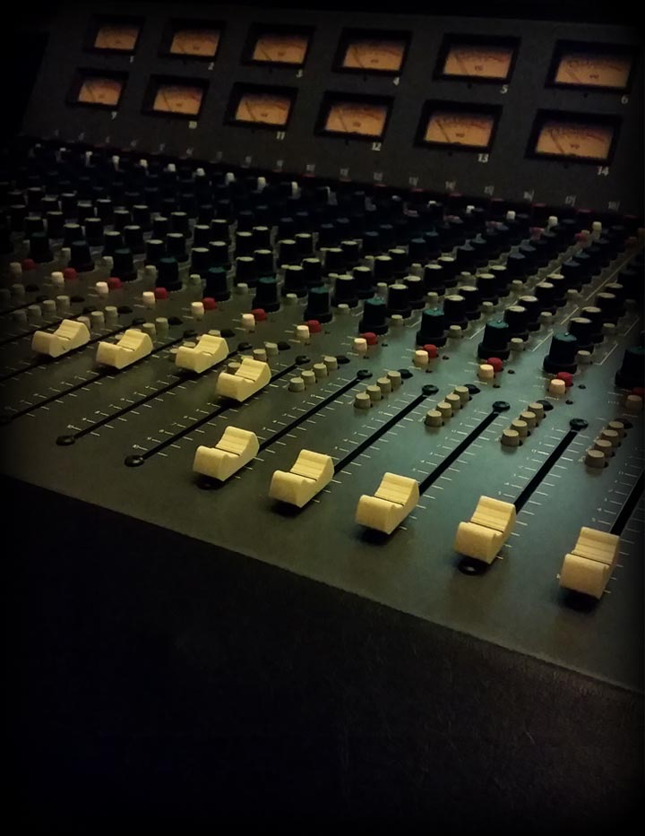 Analogue Mixing