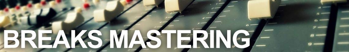 Breakbeat Audio Mastering