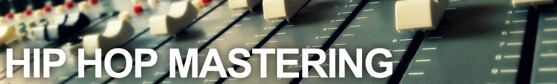 Hip Hop Audio Mastering Services