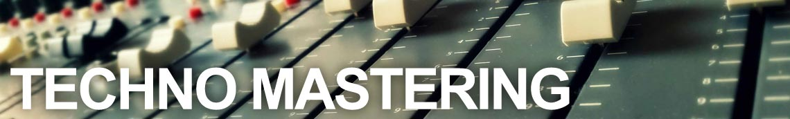 Techno Music Audio Mastering Services